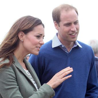 The Duke and Duchess of Cambridge are due to visit the head offices of charity Only Connect