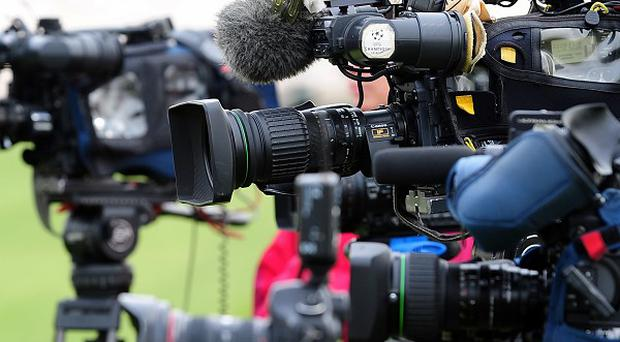 A television channel is looking for two presenters to host a programme about Londonderry