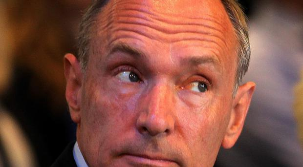 Sir Tim Berners-Lee launched the web on Christmas Day 1990