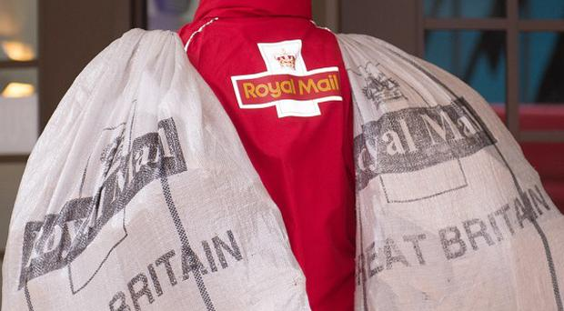 Royal Mail missed a requirement to deliver 93% of all first class letters on the day after collection, reaching 91.7%