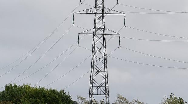 Around 19% of an annual electricity bill is made up of network distribution costs