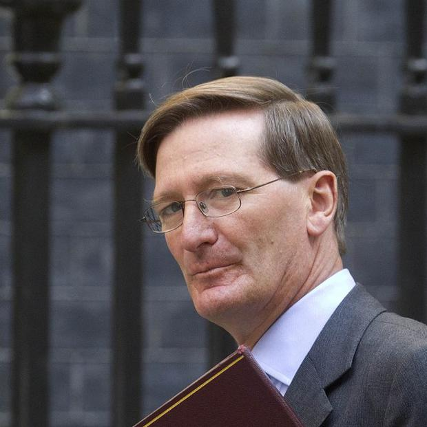 Attorney General Dominic Grieve claimed some immigrants came from communities where corruption was