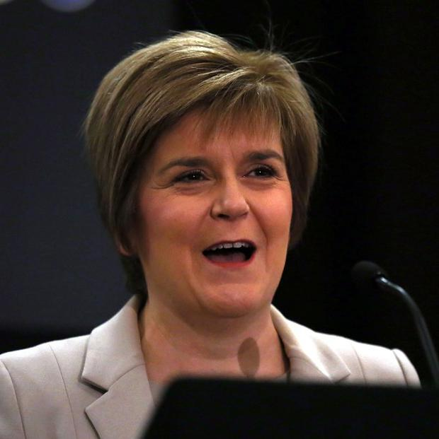 Deputy First Minister Nicola Sturgeon said the Scottish Government white paper on independence is a 'landmark document'