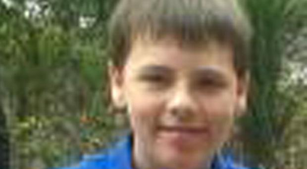 Matthew Hayes died after being struck by a bus near a busy supermarket in Sunderland (Northumbria Police)
