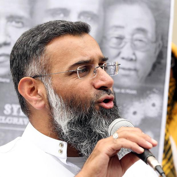 Hope not Hate published a report alleging that extremist preacher Anjem Choudary has given justification to terrorist plotters with his outspoken views
