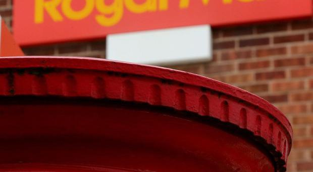 Royal Mail revealed operating profits nearly doubled to £283 million for the six months to September 29