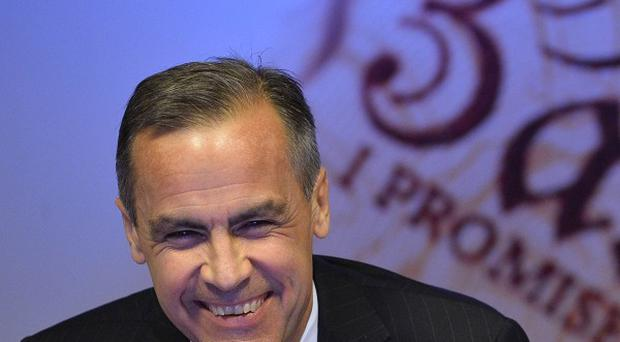 Bank of England Governor Mark Carney has said the Bank has no veto over the Government's flagship Help To Buy scheme