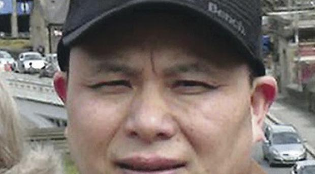 Murderer: Anxiang Du killed family of four