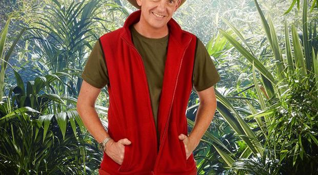Matthew Wright attempted to get his I'm A Celeb... co-stars to strike