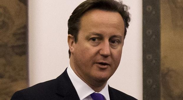 David Cameron says he wants to send a clear signal to would-be migrants that Britain is not a