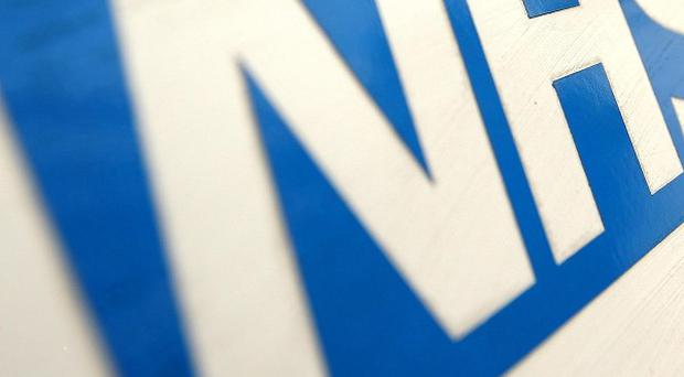 Figures show a rise in assaults on NHS staff.