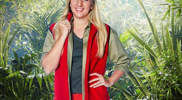 Olympic swimmer Rebecca Adlington did her first Bush Tucker Trial in I'm A Celebrity...Get Me Out Of Here.