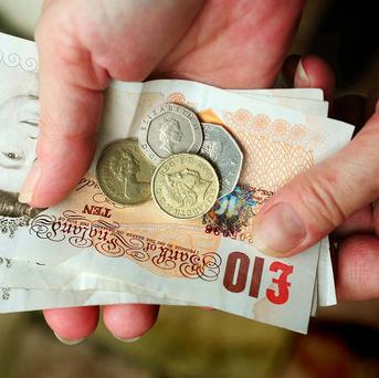 Analysis shows the equivalent of £900 per household was diverted to current accounts in the 12 months to October