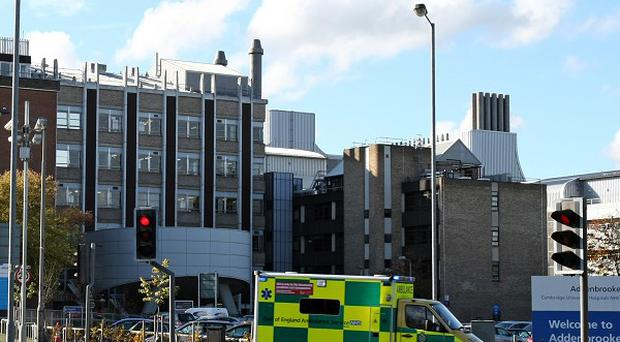An inquest is being held into the death of schoolgirl Trevyn Hope Joslin, who died at Addenbrooke's Hospital after an incident at school