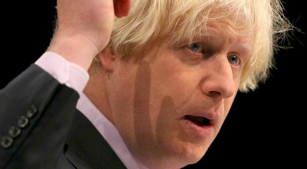 Boris Johnson insists a speech where he appeared to suggest that poor people have their own low IQs to blame for their situation had been wilfully misconstrued.