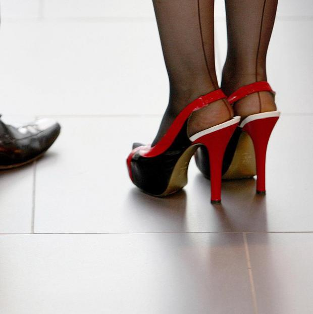 A survey shows that 38 per cent of people think women should not do certain jobs