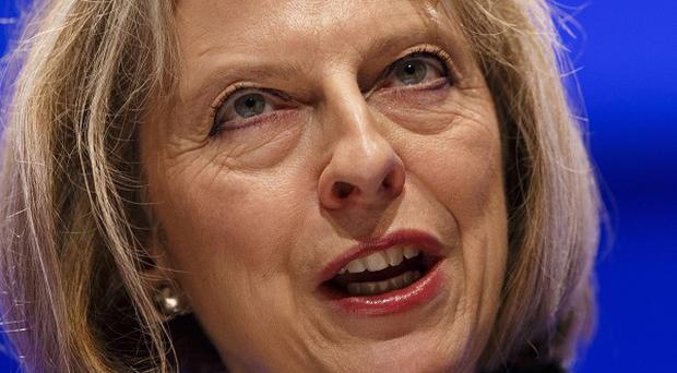 Home Secretary Theresa May has told of her intention to tackle slavery