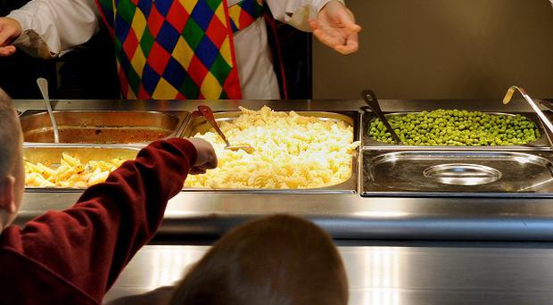 The Government is providing an extra £150m to improve school kitchens and dining facilities.