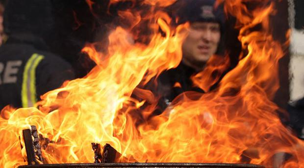 Firefighters will stage fresh strikes in England and Wales.