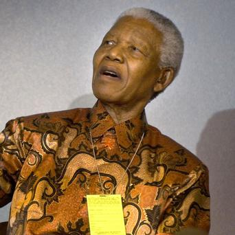 Nelson Mandela's 27 years in jail left him without a trace of bitterness or hatred against those who practised the evil of apartheid