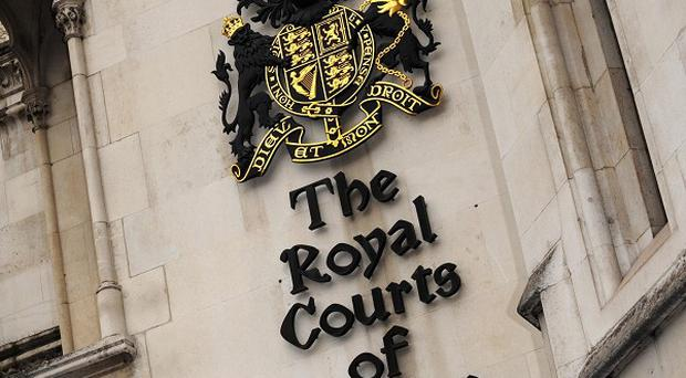 Student Andrew Risk lost his High Court battle for damages as a result of end-of-term horseplay.