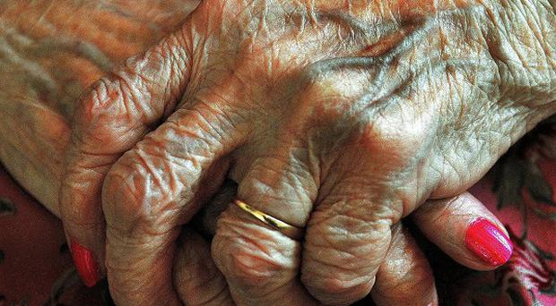 The number of over-85s has risen from just over 1 million in 2001 to 1.25 million in 2011