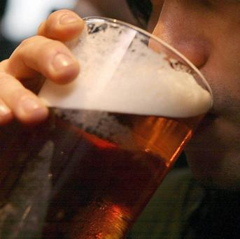 Research found people who drank heavily had a lower mortality rate than those who did not drink any alcohol at all