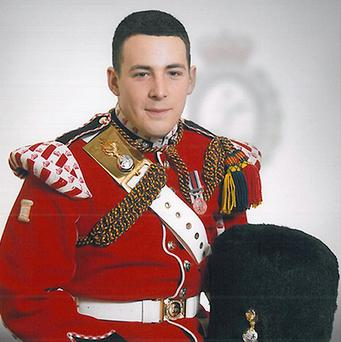 Fusilier Lee Rigby was killed near Woolwich Barracks in south east London in May (Ministry of Defence/PA)