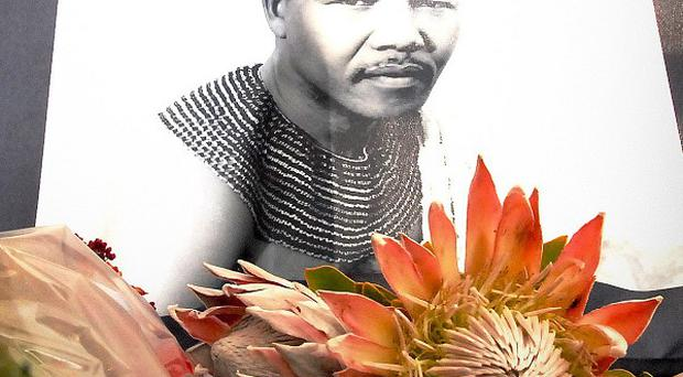 Nelson Mandela will be remembered by dignitaries from around the world today
