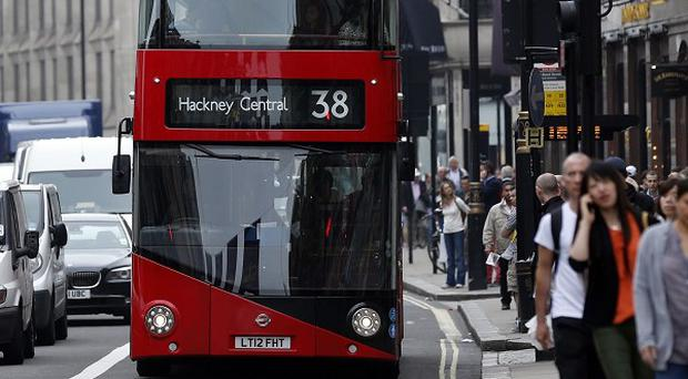 A Christian charity is challenging a ban on its London bus advert suggesting gays can be helped to 'move out of homosexuality'