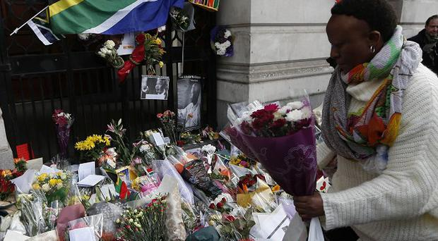 The body of Nelson Mandela is to lie in state in Pretoria for three days