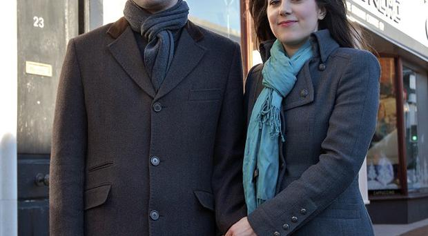 Louisa Hodkin and Alessandro Calcioli want to marry in a Church of Scientology chapel