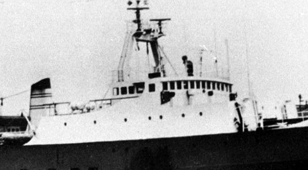 The Hull-based trawler, the Gaul, sank in 1974 in the Barents Sea.