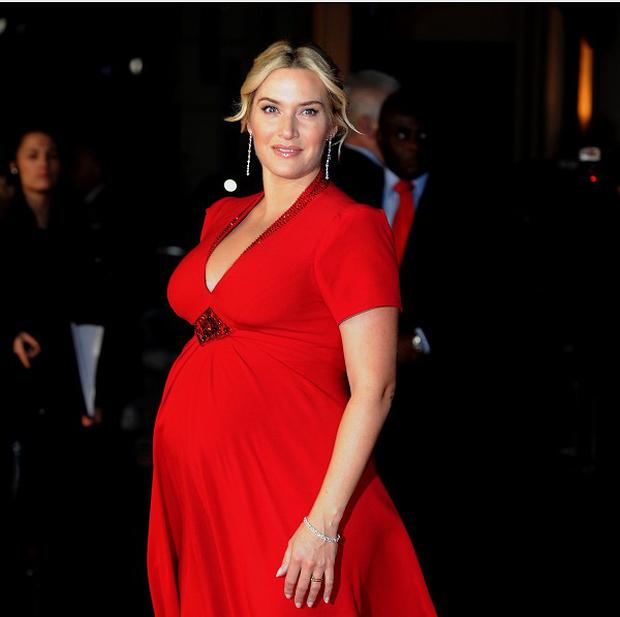 Kate Winslet is 'doing great' after giving birth to a boy on Saturday, a spokeswoman said.