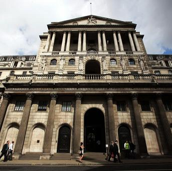 The Bank of England, as a Monetary Policy Committee member said the stimulus was