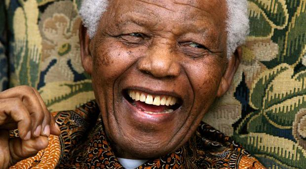Peers, MPs and invited guests will take part in a commemorative service being staged in Westminster Hall to mark Nelson Mandela's death