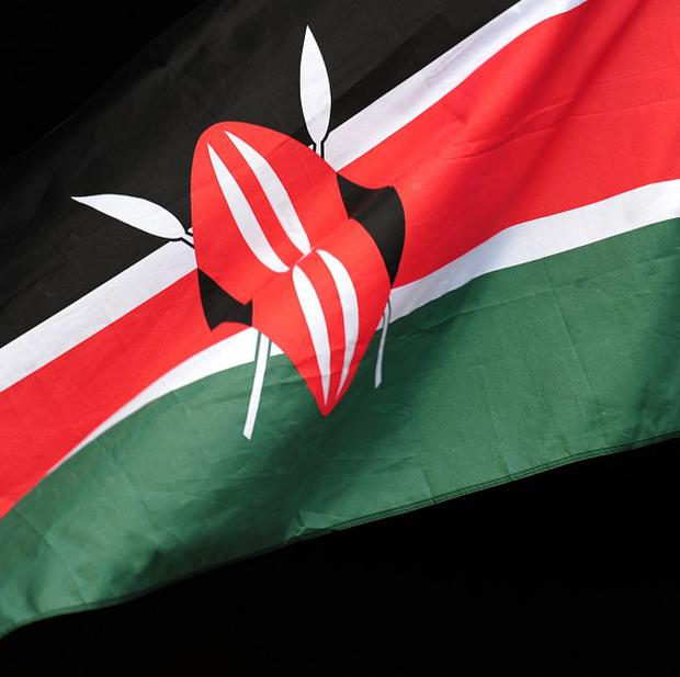 The Foreign Office said it is urgently looking into reports that a number of British travellers had escaped a grenade attack in Kenya