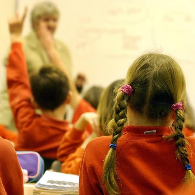 Hundreds of primary schools in England are failing to give their pupils a decent education, official figures show