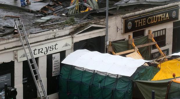 A tenth person has died following the Clutha helicopter crash