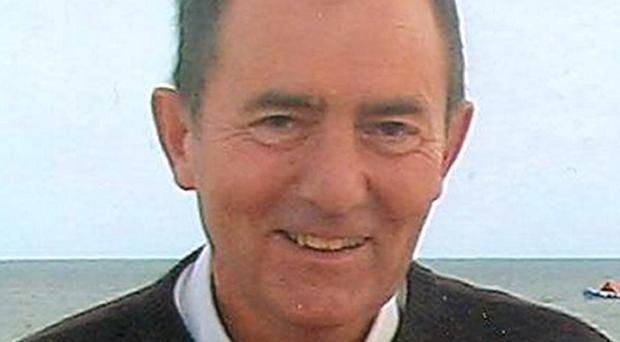 Brian Holmes died after a row over a parking space.