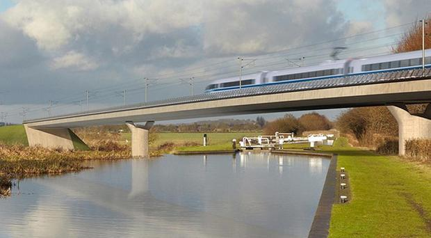 A report by MPs says it is 'essential for the UK' that the HS2 high-speed rail project goes ahead