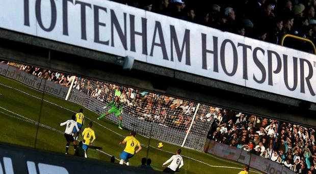 Police warned fans about racist behaviour before West Ham's match against Spurs at White Hart Lane.