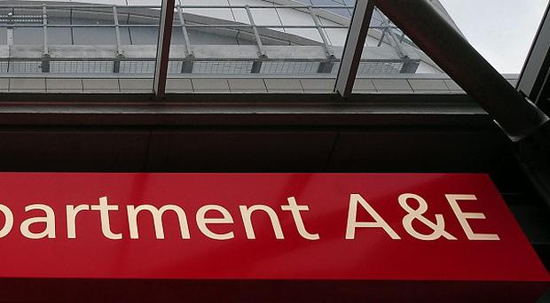 A&E units missed the target of 95% of patients being seen within four hours last week as winter pressures began to bite