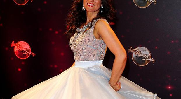 Bets are flooding in for BBC broadcaster Susanna Reid to lift the Strictly Come Dancing crown.