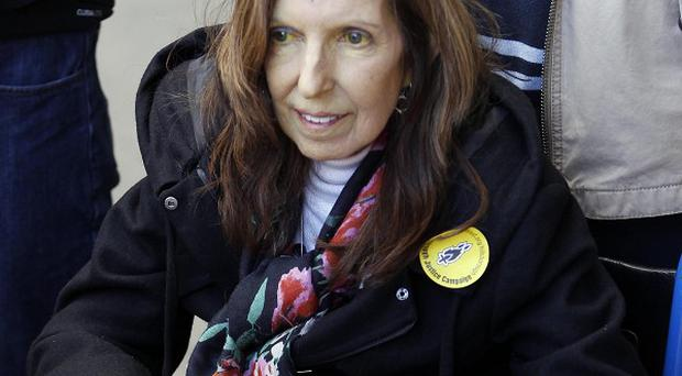 Hillsborough campaigner Anne Williams, who died earlier this year, is to be honoured at the BBC Sports Personality of the Year ceremony (PA)