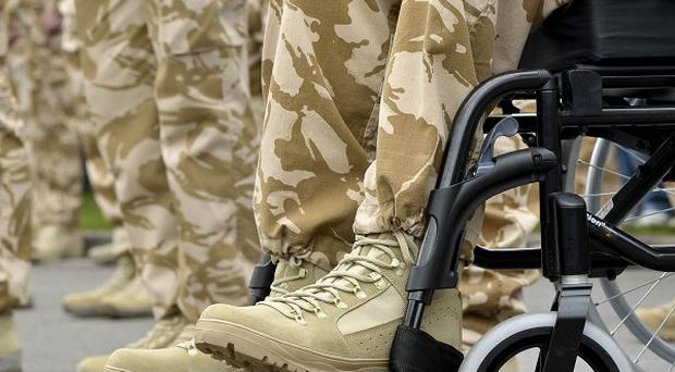 Houses for Heroes Scotland will receive nearly £2 million to build low-rent houses for wounded personnel and their families