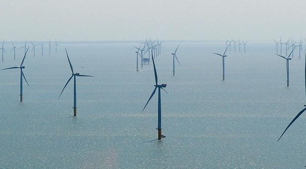 A think tank has urged the Government to get tougher on the cost of offshore wind
