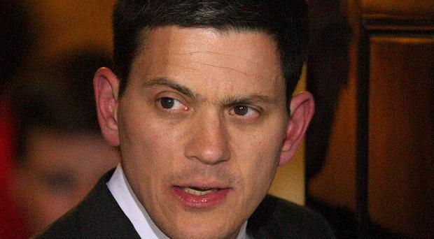 David Miliband has said that the refugees of Syria are being failed by the international community.