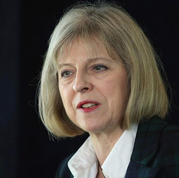 Home Secretary Theresa May says the right to freedom of movement within the EU should be reformed.