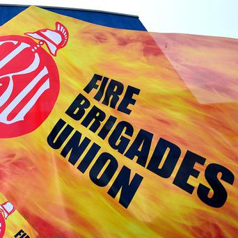 Firefighters are to strike on Christmas Eve and New Year's Eve, the FBU confirmed
